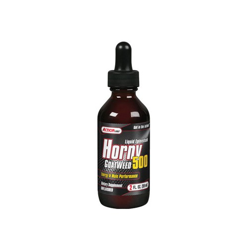 Action Labs Horny Goat Weed Natural Aphrodisiac