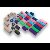 Dynarex Sensi-Wrap Self-Adherent Bandage Rolls
