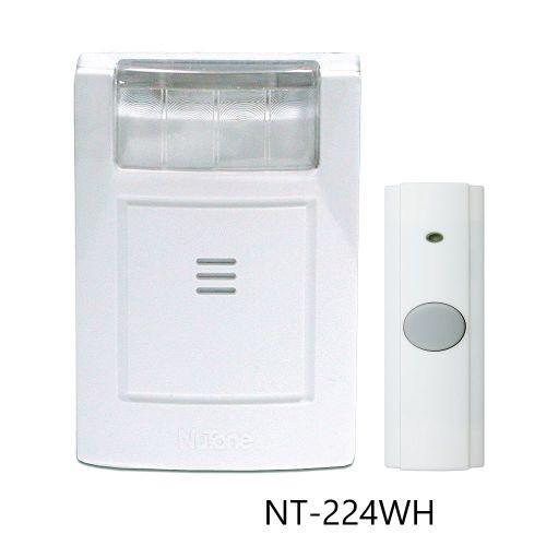 NuTone Wireless Door Strobe/Chime System