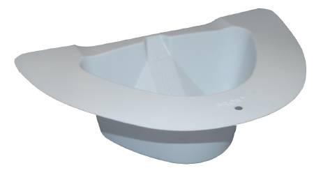 Mckesson Toilet Hat Specimen Collector 16 9522