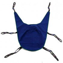 Invacare Divided Leg Slings with Head Rest for Patient Lifts