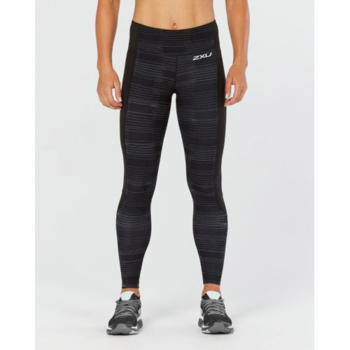 Women's Pattern Fitness Compression Tights
