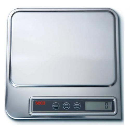 Seca Digital Organ Scale and Diaper Scale with Stainless Steel Cover 856