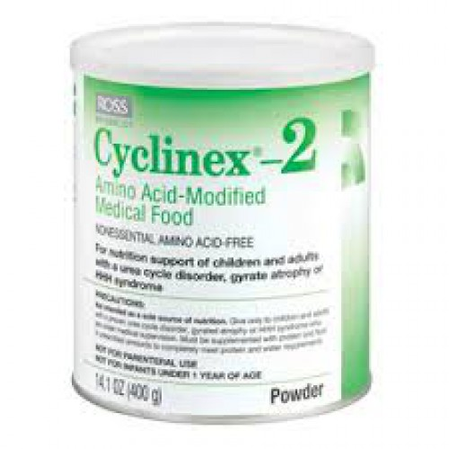 Cyclinex 2 Amino Acid-Modified Medical Food