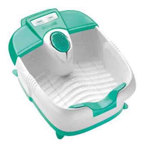 Conair Luxury Spa True Massaging Foot Bath W Bubbles