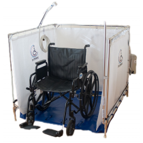 Portable Handicap Showers | Wheelchair Showers | Accessible Stalls