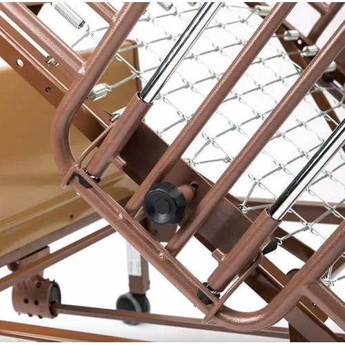 probasics bed rail half length clamp on 8a1