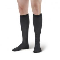 AW Style 117 Men's X-Static Silver Knee High Socks - 20-30 mmHg
