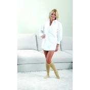SUPPORTLINE Knee High Women's Compression Socks CLOSED TOE 18-22 mmHg