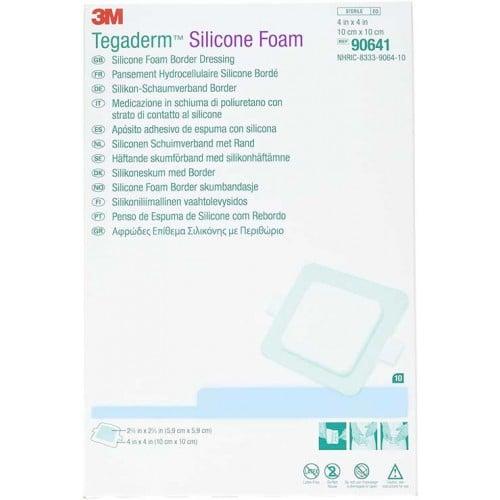 Tegaderm Silicone Foam 90641
