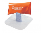 CPR Microshield Mouth Barrier with Orange Case