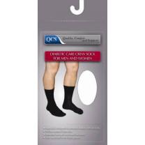 Diabetic Care Crew Socks