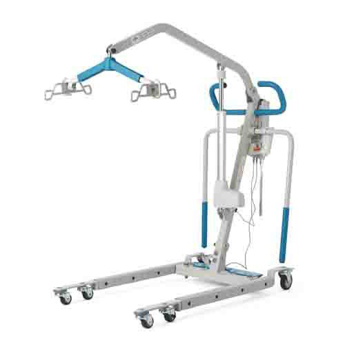 Powered Base Electric Patient Lifts Medline Mds450el