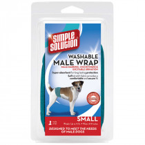 Washable Male Dog Wrap