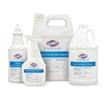 Clorox Healthcare Bleach Spray Germicidal Cleaner