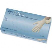 Ultra Stretch Synthetic Exam Gloves, Latex Free