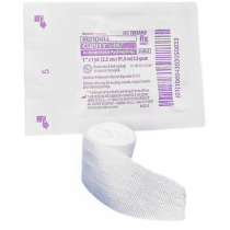 Curity AMD Antimicrobial Plain 1 Inch Packing Strips