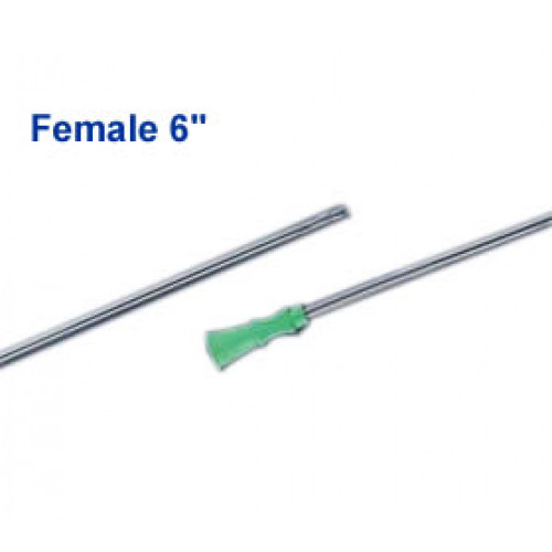Female Intermittent Catheter Clean Cath
