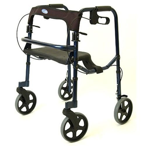 Rollite Adult Rollator with 8 Inch Wheels