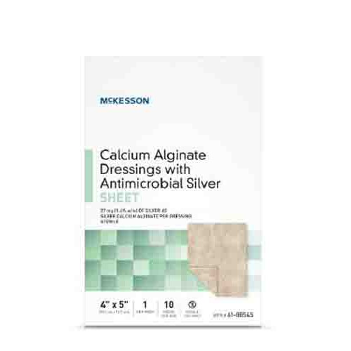 Calcium Alginate Wound Dressing with Silver by McKesson