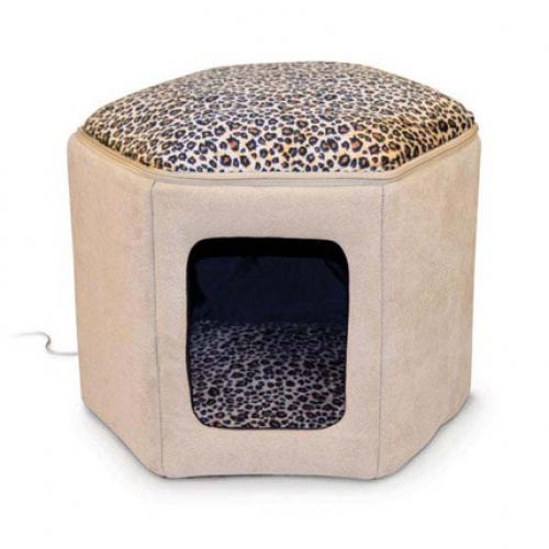 K and H Pet Products Thermo Kitty Sleephouse