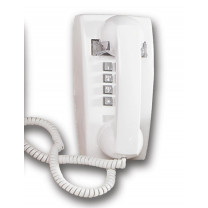 Cortelco ITT-2554-V Traditional Mini-Wall Phone