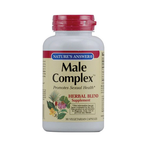 Nature's Answer Male Complex