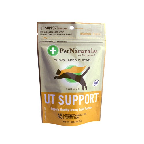 UT Support for Cats Chicken Liver