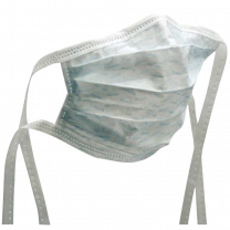 3M Tie-On Surgical Mask - 1818