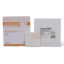 Advazorb Silfix Foam Dressing
