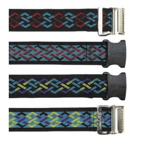 Skil Care Geo Pattern Gait-Belts