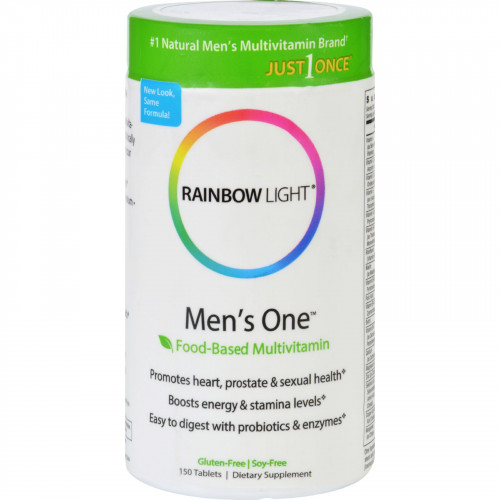 Rainbow Light Men's One Energy Multivitamin