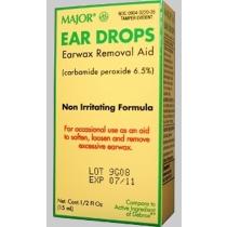 Ear Wax Removal Liquid Drops