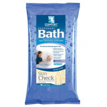 Deodorant Comfort Bath® Cleansing Washcloths