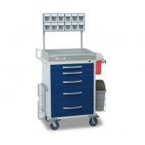Rescue Anesthesiology Medical Carts