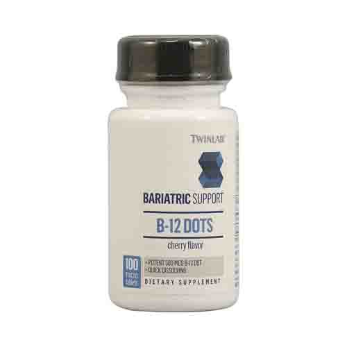 Bariatric Support B-12 Dots Dietary Supplement