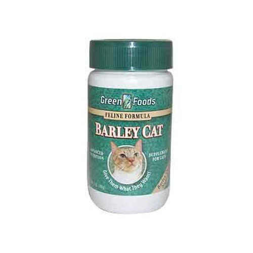 Green Foods Cat Barley