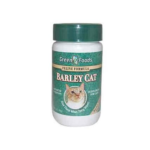 Green Foods Cat Barley
