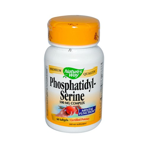 Natures Way Phosphatidylserine