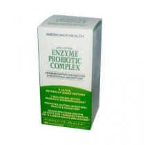 American Health Enzyme Probiotic Complex Dietary Supplement