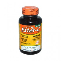 American Health Ester C Powder with Citrus Bioflavonoids Dietary Supplement