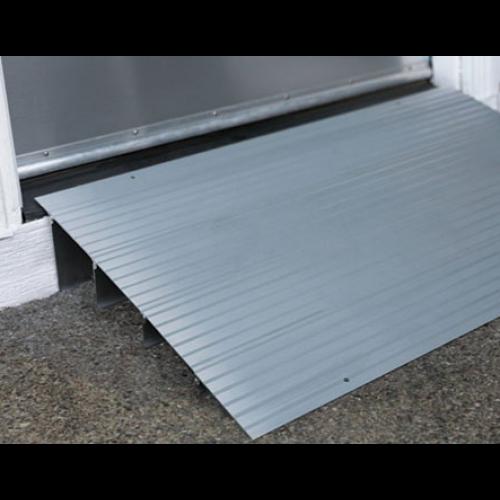 EZ-ACCESS TRANSITIONS Modular Entry Ramps, Lightweight Aluminum