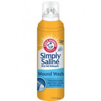 Wound Wash Simply Saline