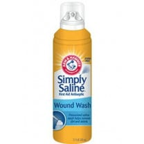 Arm & Hammer Simply Saline Wound Wash