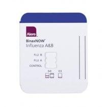 Alere BinaxNOW Influenza A and B Rapid Diagnostic Kit