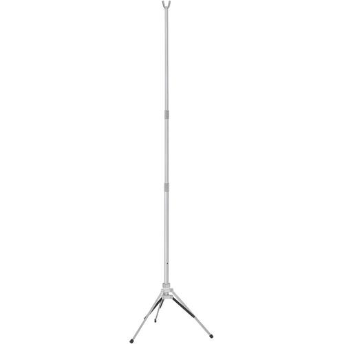 Lightweight Foldable Portable Floor Model IV Pole