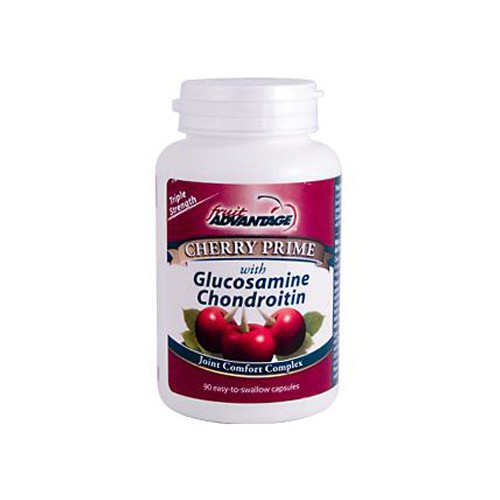 Fruit Advantage Cherry Prime Joint Comfort Complex with Glucosamine Chondroitin