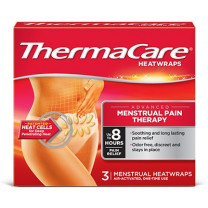ThermaCare Wrap, Menstrual Cramp Relief