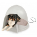 kh pet products lectro soft igloo style bed and cover ed3