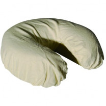 Fitted Crescent Face Pillow Cover